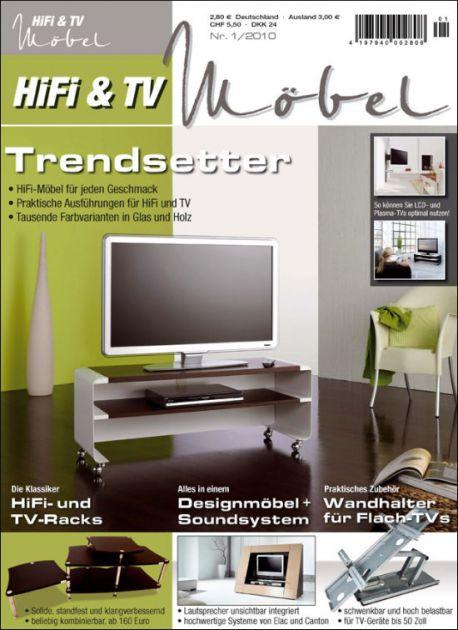 hifi tv m bel 1 2010 print. Black Bedroom Furniture Sets. Home Design Ideas