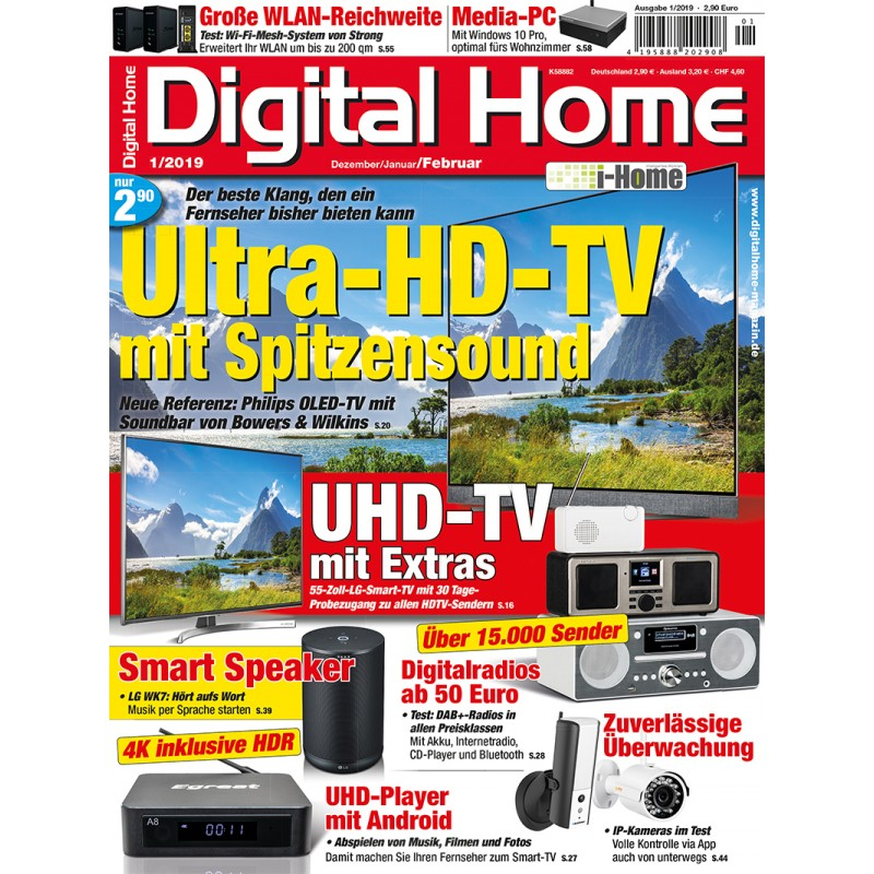 Digital Home 1/2019 (print)