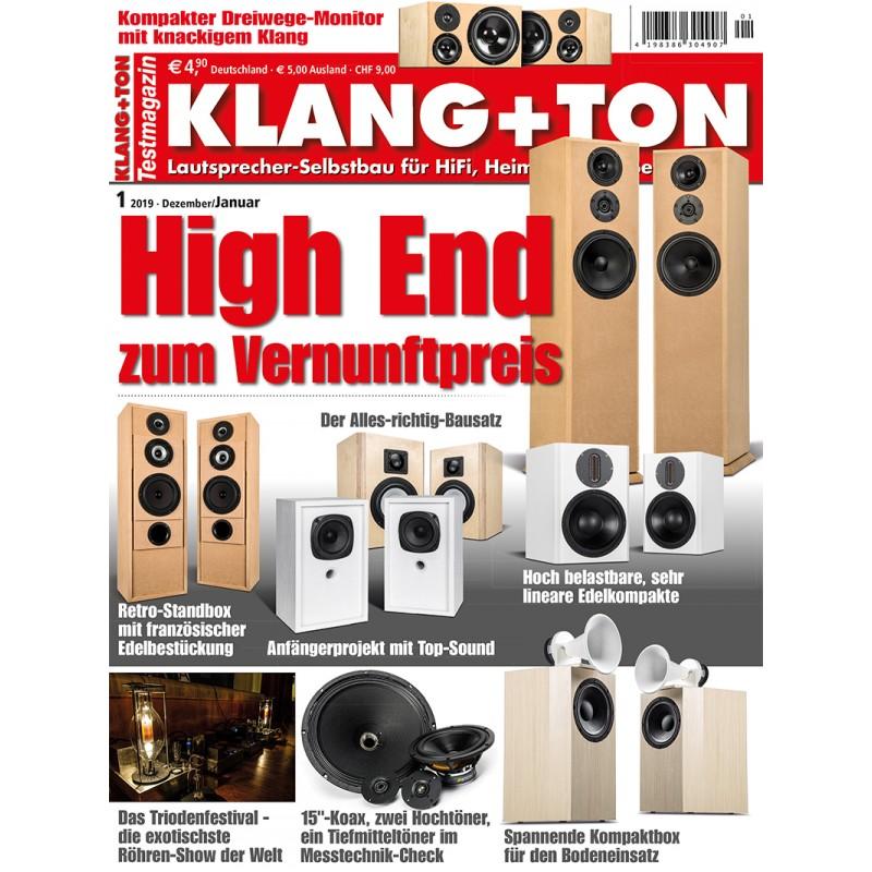 Klang + Ton 1/2019 (epaper)