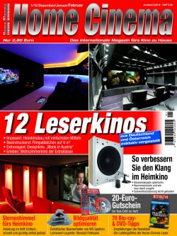 Home Cinema 1/10 (print)