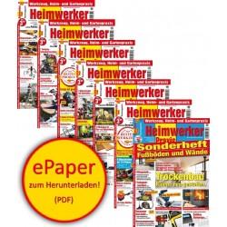 Heimwerker Praxis - Heftarchiv 2018 (ePaper)