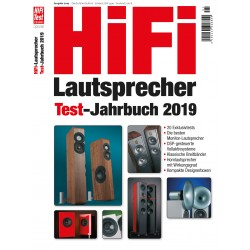 Hifi-Lautsprecher Test-Jahrbuch 2019 (epaper)