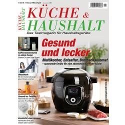 Küche & Haushalt 1/2019 (print)