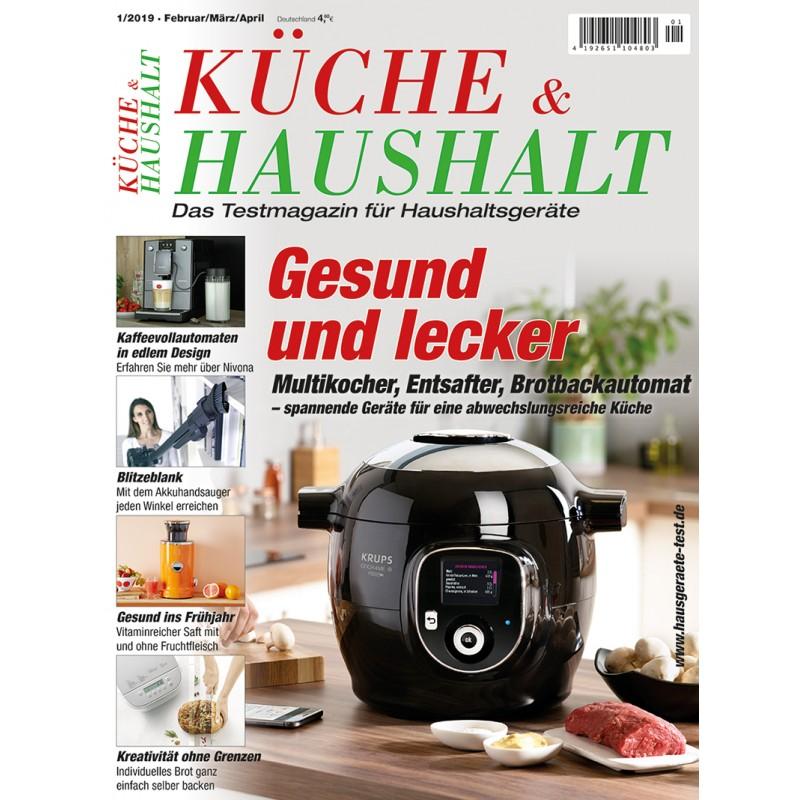 Küche & Haushalt 01/2019 (print)