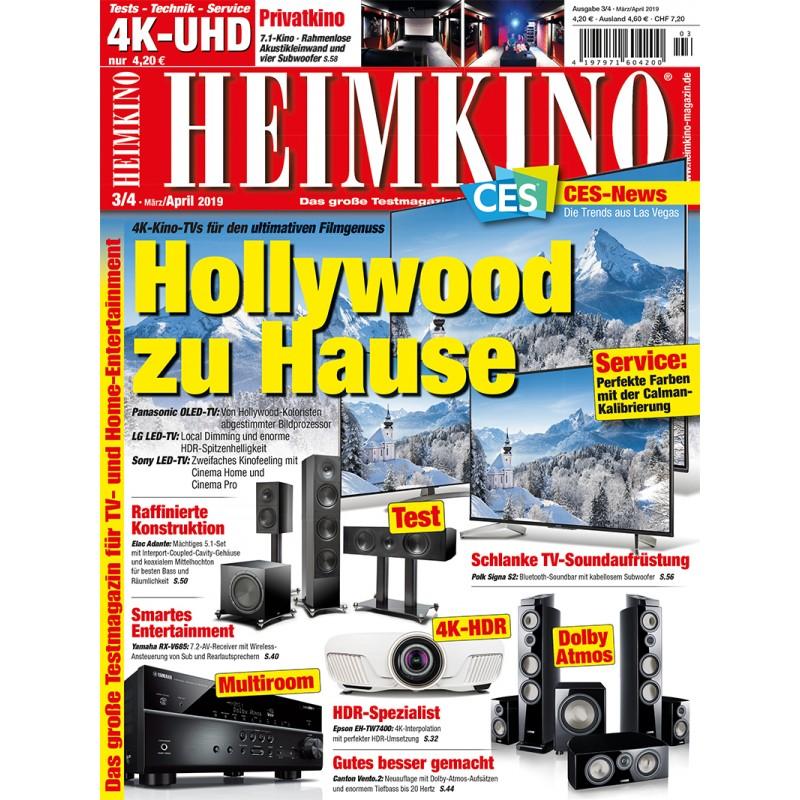 HEIMKINO 3/4 2019 (print)