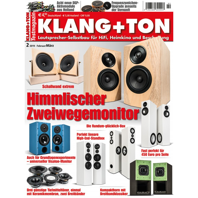 Klang + Ton 2/2019 (epaper)