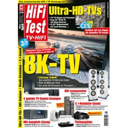 HIFI TEST Ausgabe 2/2019 (print)