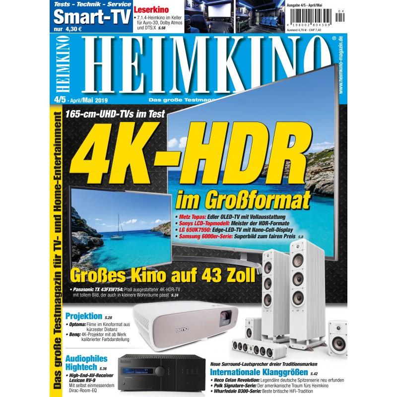 HEIMKINO 4/5-2019 (print)
