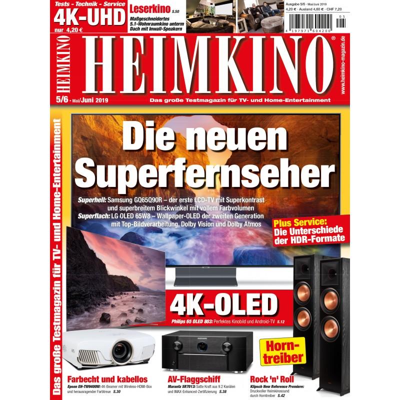 HEIMKINO 5/6-2019 (print)