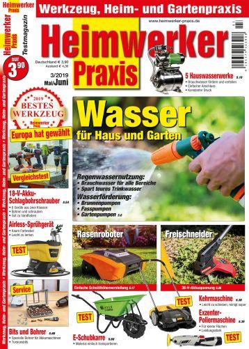 Heimwerker Praxis 3/2019 (print)