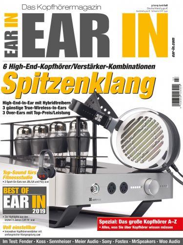Spitzenklang: 6 High-End-Kopfhörer/Verstärker-Kombinationen (print)