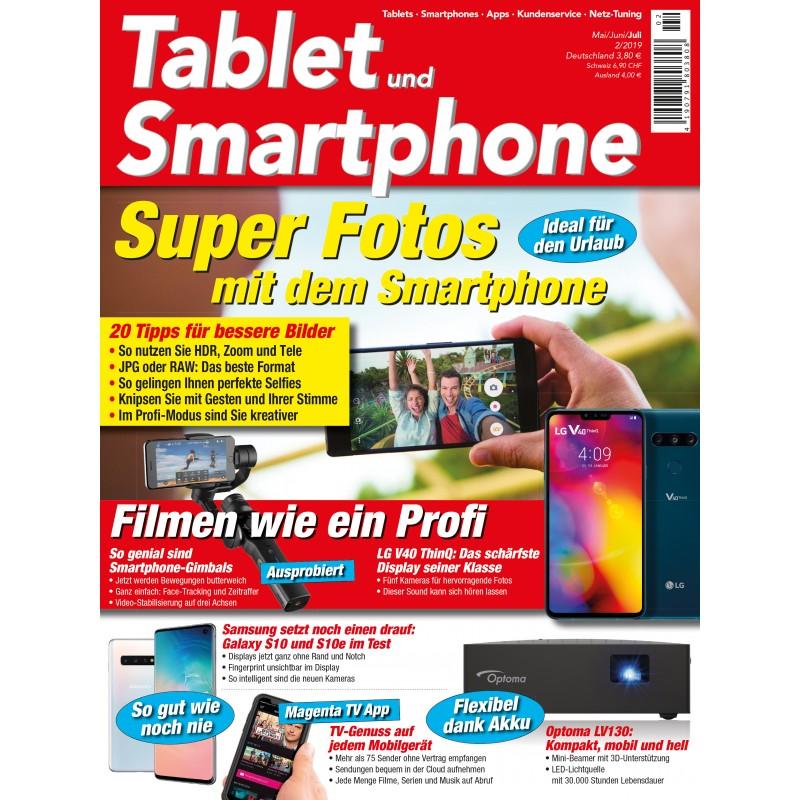 TABLET und SMARTPHONE Ausgabe 2/2019 (epaper)