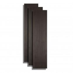 Bambus Schwarz Bretter 3er Set