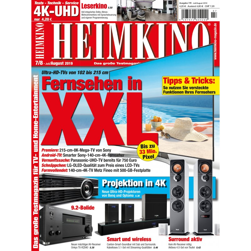 HEIMKINO 7/8-2019 (print)