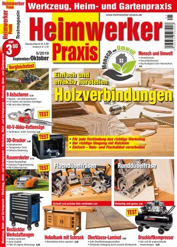 Holzverbindungen - Einfach und effektiv herstellen (print)