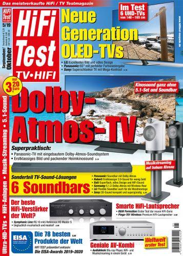 HiFi Test TV HIFI 5/2019 (print)