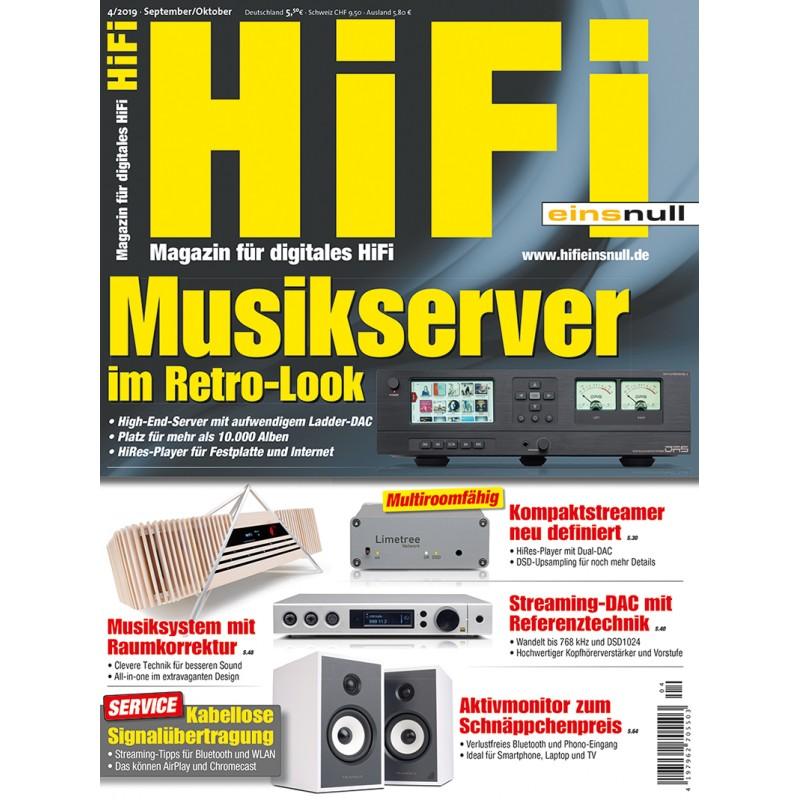 HiFi einsnull 4/2019 (print)