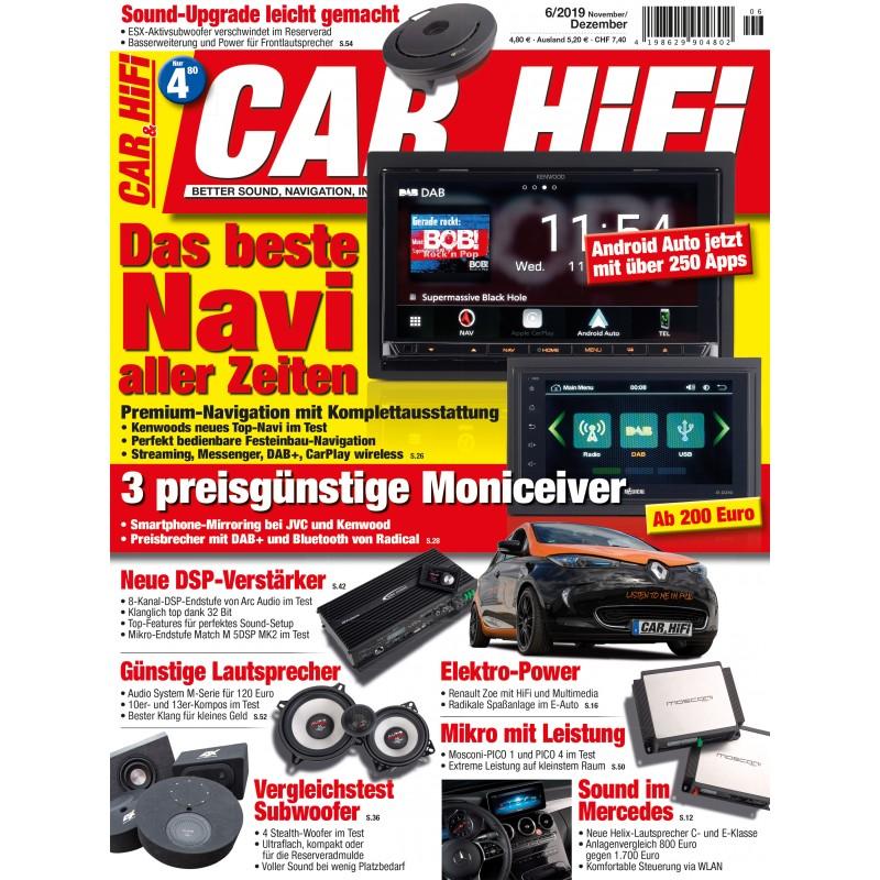 CAR&HIFI 6/2019 (print)