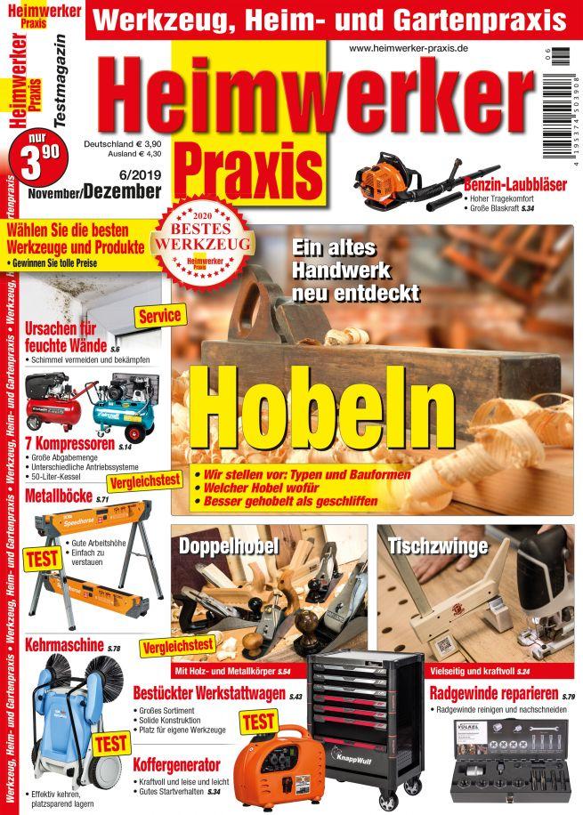 Hobeln - Ein altes Handwerk neu entdecken (print)
