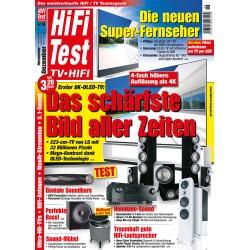HIFI TEST Ausgabe 6/2019 (print)