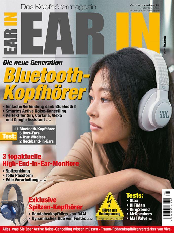 Die neue Generation Bluetooth-Kopfhörer (print)