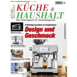 Küche & Haushalt 4/2019 (print)