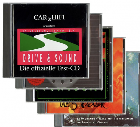 Surround-Check CD