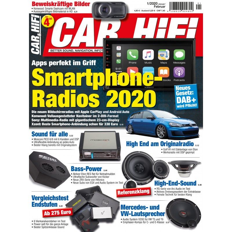 CAR&HIFI 1/2020 (print)