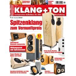 Klang+Ton Ausgabe 1/2020 (epaper)