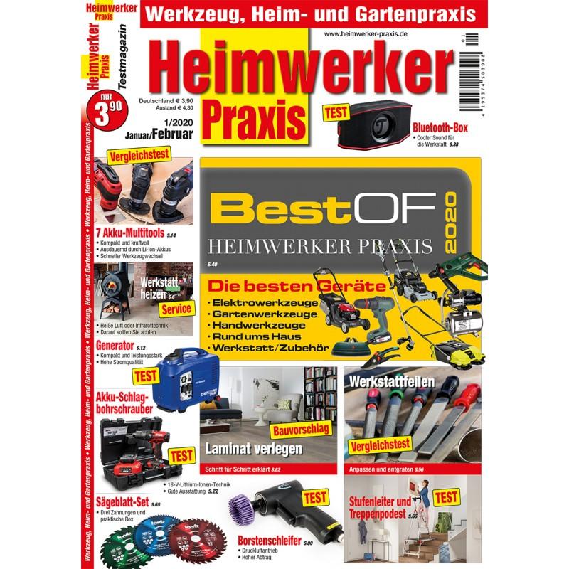 Best Off HEIMWERKER PRAXIS 2020 (epaper)