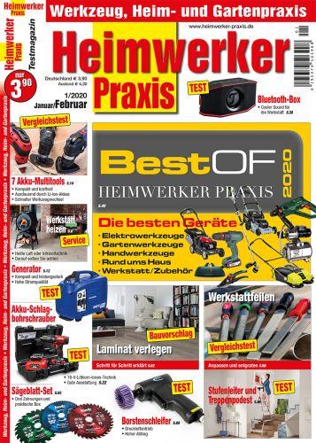 Best Off HEIMWERKER PRAXIS 2020 (print)