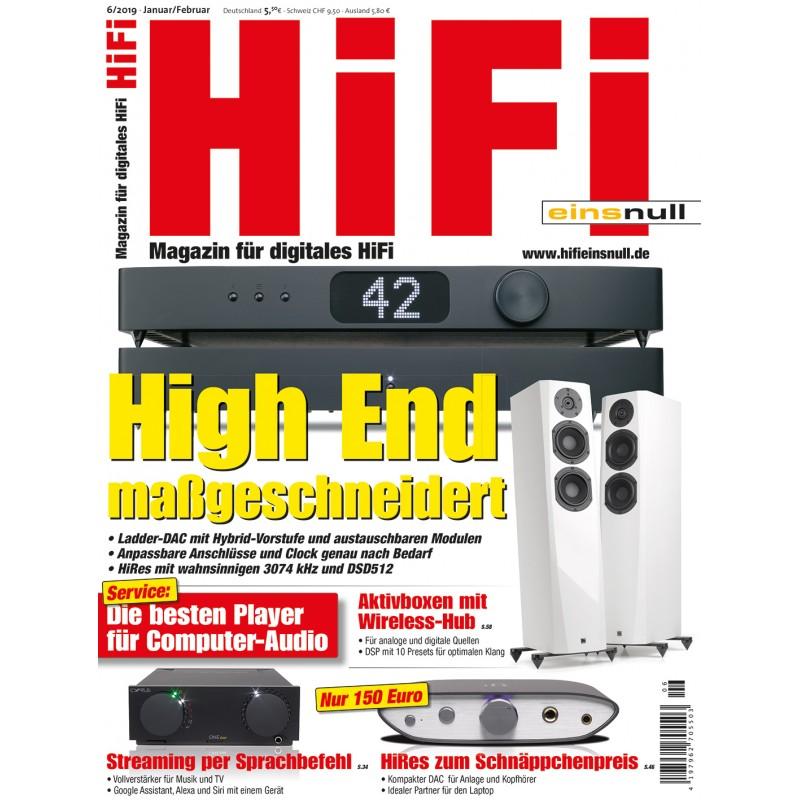 HiFi einsnull 6/2019 (print)