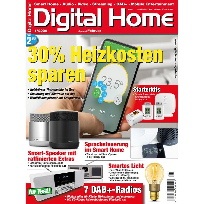 Digital Home 1/2020 (print)