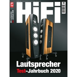 HiFi Lautsprecher Test-Jahrbuch 1/2020 (print)