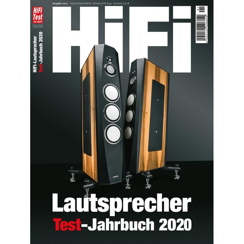 Hifi-Lautsprecher Test-Jahrbuch 2020 (print)
