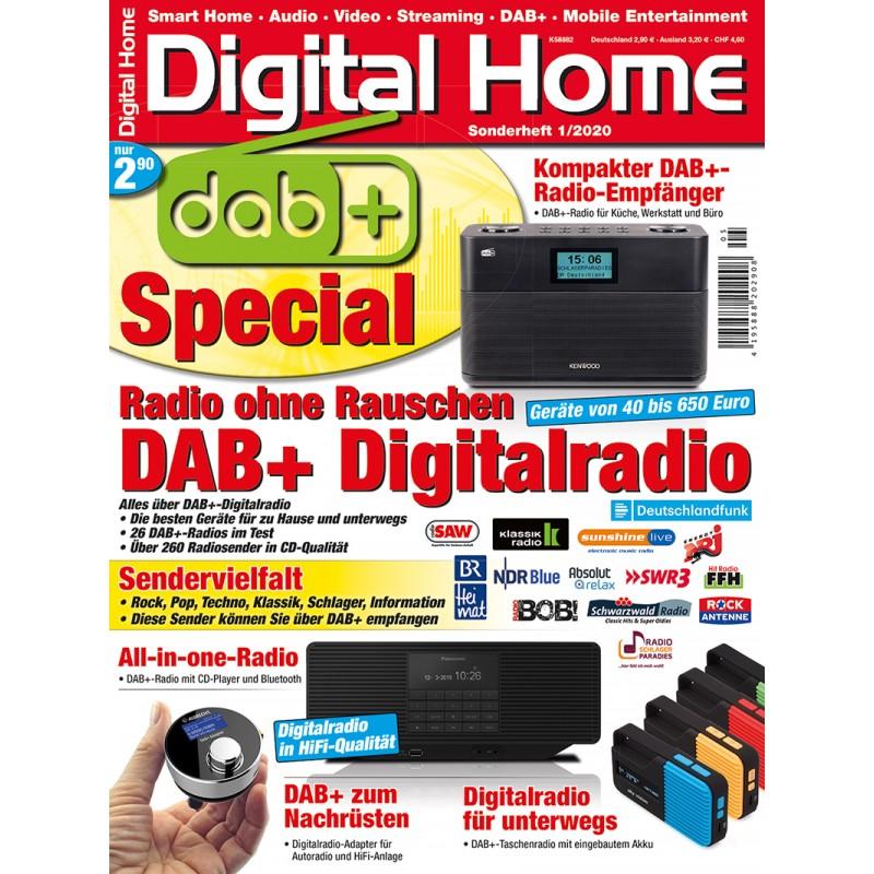 Digital Home DAB+ Sonderheft 1/2020 (epaper)
