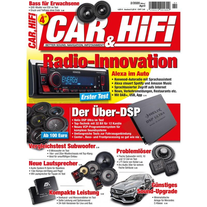 CAR&HIFI 2/2020 (print)