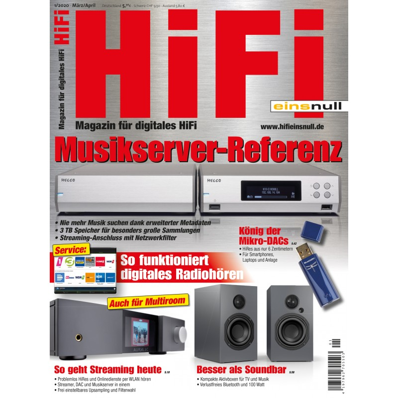 HiFi einsnull 1/2020 (print)