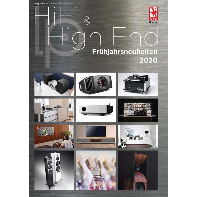 HiFi & High End Frühjahrsneuheiten (epaper)