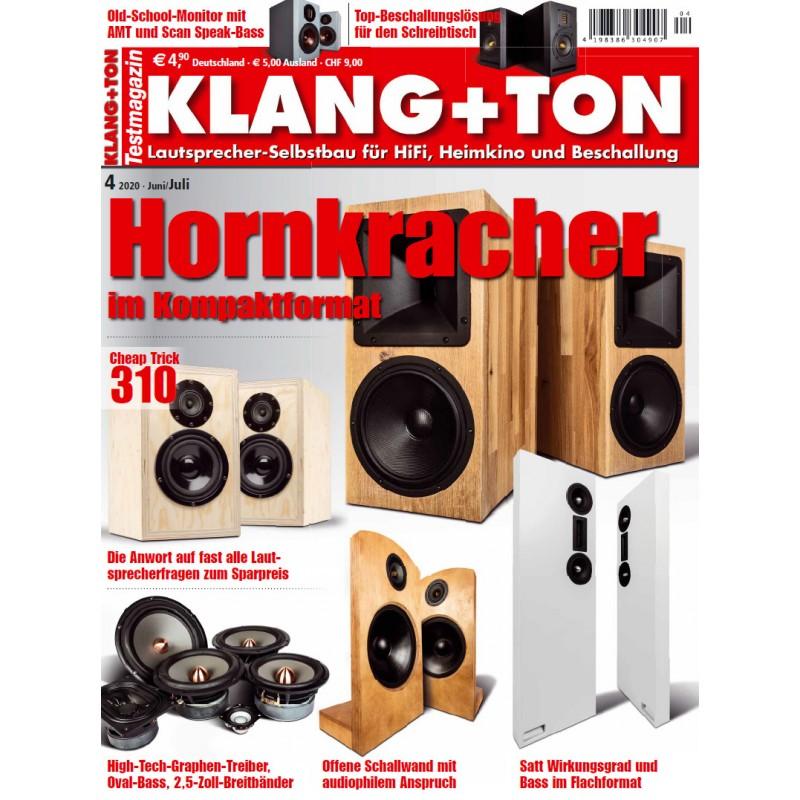 KLANG+TON 4/2020 (print)
