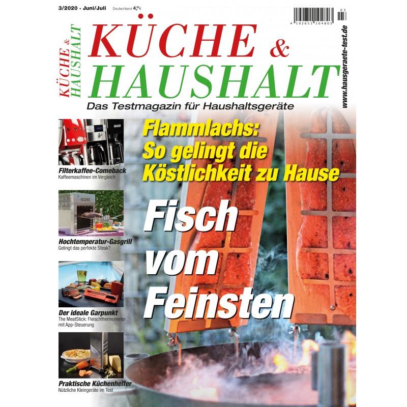 KÜCHE & HAUSHALT 3/2020 (print)