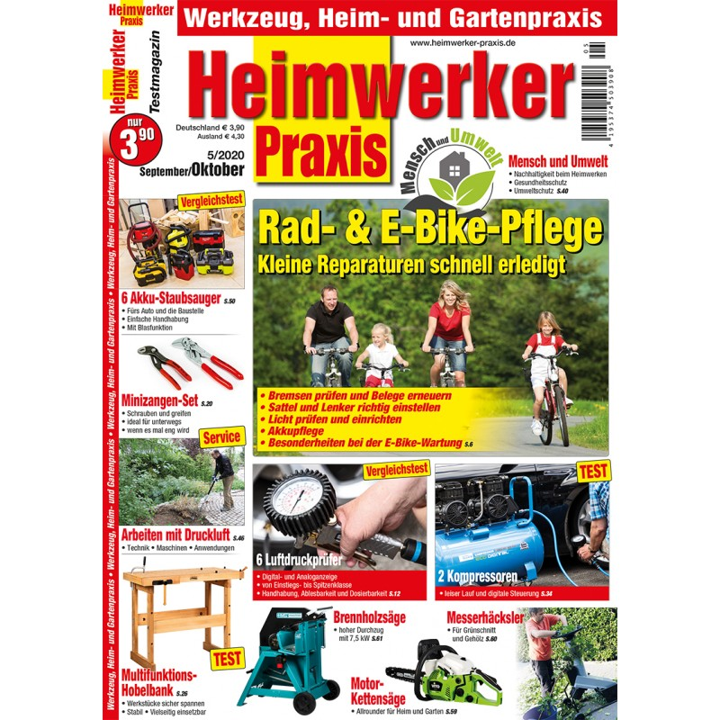 Rad- & E-Bike-Pflege (epaper)