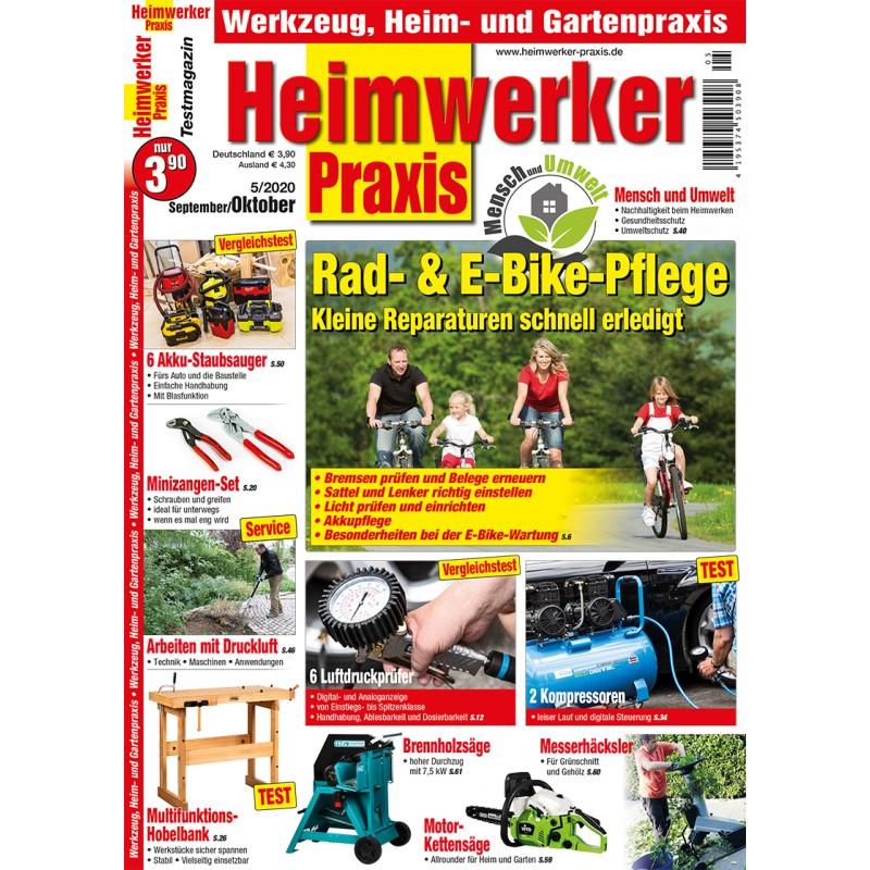 Rad- & E-Bike-Pflege (print)