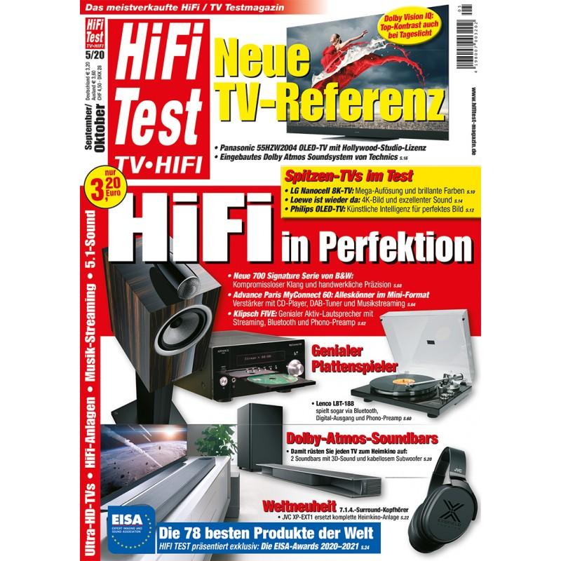 HIF TEST Ausgabe 5/2020 (epaper)