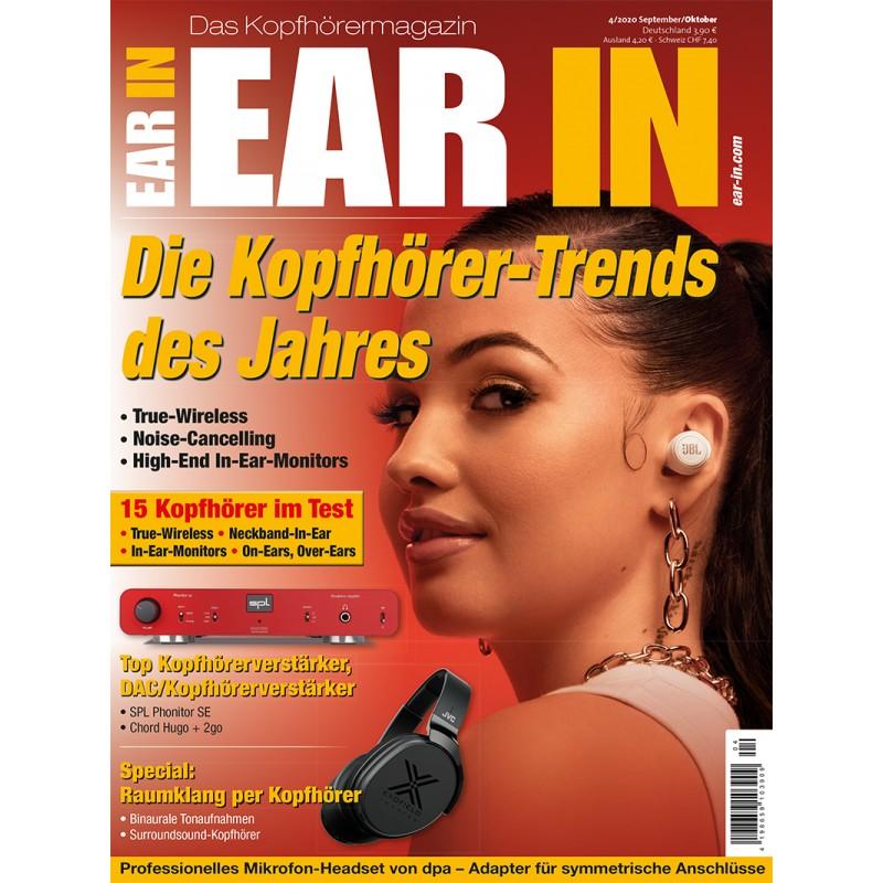 Die Kopfhörer-Trends des Jahres - True Wireless, Noise Cancelling, In-Ear-Monitors (print)