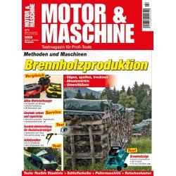 Brennholzproduktion (print)