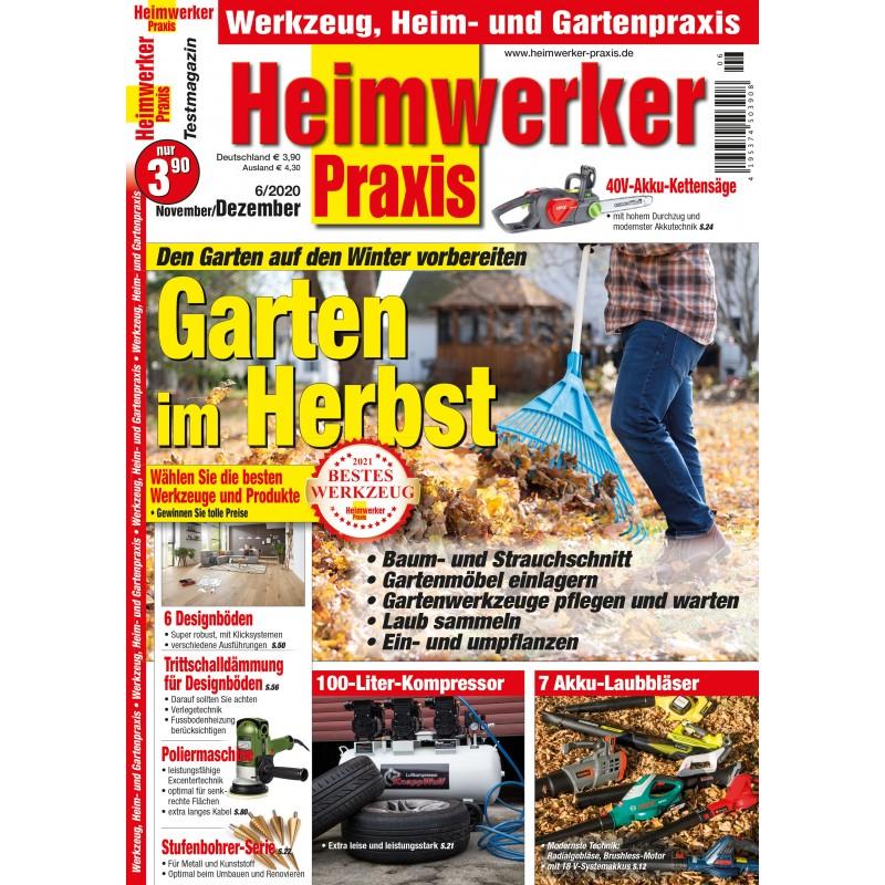Garten im Herbst (print)