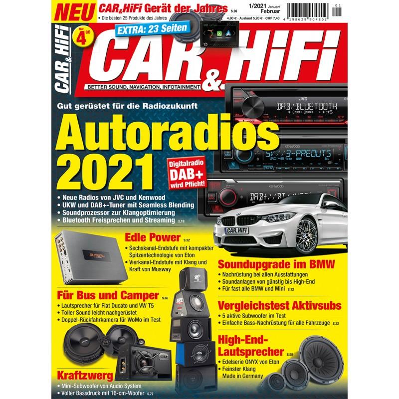 CAR&HIFI 1/2021 (epaper)