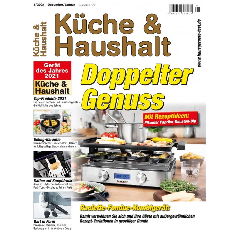 Küche & Haushalt 1/21 (print)