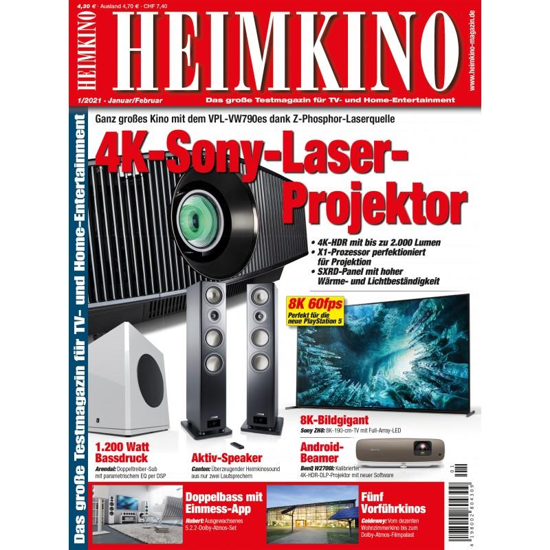 HEIMKINO 1/21 (print)